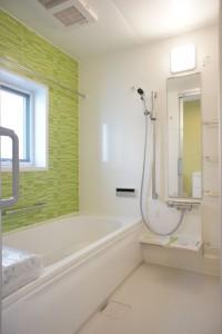 かっこいい工務店 ハウスデザイン イエプラン 栃木県宇都宮市江曽島 モデルハウスオープン 2F バスルーム