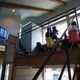 注文住宅 かっこいい工務店 店舗施工特集 ブレスホーム バンコ カフェ11