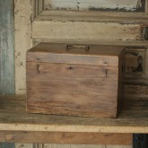 注文住宅 かっこいい工務店 インテリア boiserie ボワズリー アンティーク木箱