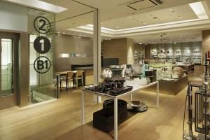 注文住宅 かっこいい工務店 インテリア リビングモティーフ LIVING MOTIF 東京都港区六本木 1階