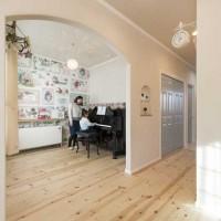 注文住宅 かっこいい工務店 栃木 ハウスデザイン イエプラン 施工例12 南仏タイプ ピアノルーム