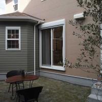 注文住宅 かっこいい工務店 鹿児島 ミューズ建築工房 施工例10 かわいい家 ガーデンテラス