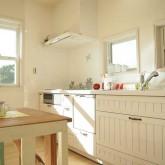注文住宅 かっこいい工務店 鹿児島 ミューズ建築工房 かわいい家 オーダーメイド 施工例11 造作キッチン