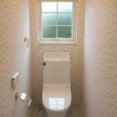 注文住宅 かっこいい工務店 宮城 富樫工業 施工例13 トイレ