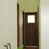 注文住宅 かっこいい工務店 規格住宅 熊本 ブレス 施工例 熊本市東区 ナチュラルモダン 収納スペース