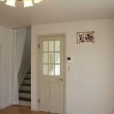 注文住宅 かっこいい工務店 宮城 輸入住宅 施行例 北米スタイル 23 木製室内ドア
