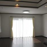 注文住宅 かっこいい工務店 宮城 輸入住宅 施行例 和モダン 24 リビング