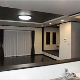 注文住宅 かっこいい工務店 東京 世田谷 長野 松本 Life Style Produce 施工例 モダンスタイル 2 キッチン
