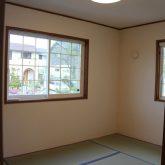 注文住宅 かっこいい工務店 宮城 富樫工業 施行例29 北米 アメリカン 和室