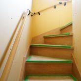 注文住宅 かっこいい工務店 静岡 輸入住宅 施工例11 コッツウォルズ 屋根裏部屋 階段
