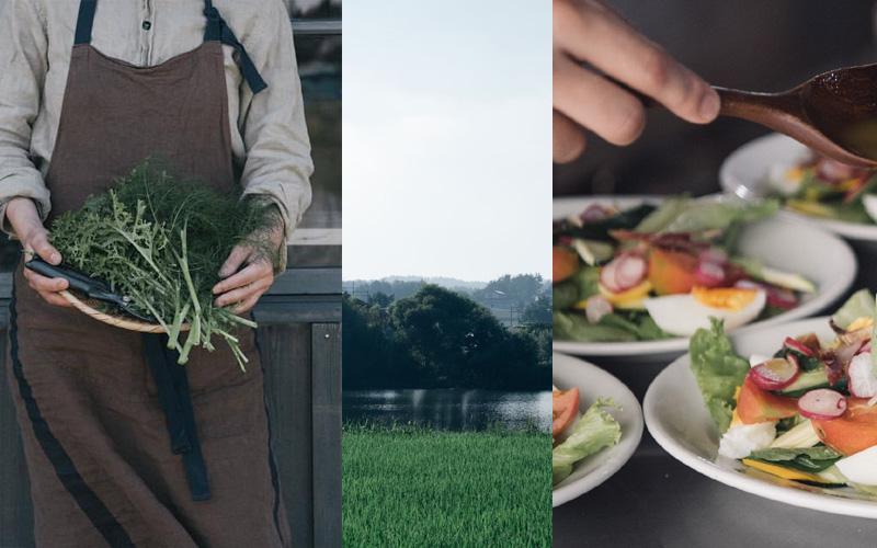 注文住宅 かっこいい工務店 インテリア わざわざ wazawaza パンと日用品のお店 長野県東御市御牧原 自然豊かな風土、自家製菜園