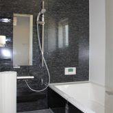 注文住宅 かっこいい工務店 宮城 富樫工業 施工例42 北米 アメリカンスタイル バスルーム