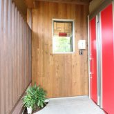 注文住宅 かっこいい工務店 熊本 ブレス ブレスホーム 施工例27 和風建築 平屋 玄関