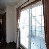 注文住宅 かっこいい工務店 栃木 イエプラン建築事務所 自由設計 施工例14 北米 ブルックリンスタイル バルコニー