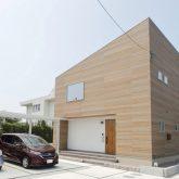 注文住宅 かっこいい工務店 岡山 アイム・コラボレーション アイムの家 施工例10 開放感のある家 外観