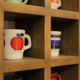 注文住宅 かっこいい工務店 岡山 アイム・コラボレーション アイムの家 施工例11 猫と共生する2階リビングの家 飾り棚