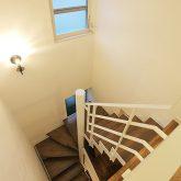 注文住宅 かっこいい工務店 岡山 アイム・コラボレーション アイムの家 施工例11 猫と共生する2階リビングの家 螺旋階段