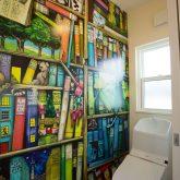 注文住宅 かっこいい工務店 福井建設の家 施工例12 オリジナルスタイル インダストリアルな大人の寛ぎ空間 トイレ