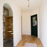 注文住宅 かっこいい工務店 福井建設の家 施工例12 オリジナルスタイル インダストリアルな大人の寛ぎ空間 玄関ホール