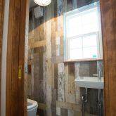 注文住宅 かっこいい工務店 福井建設の家 施工例13 南欧スタイル 螺旋階段のある男前インテリアハウス トイレ