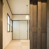 注文住宅 かっこいい工務店 栃木県 宇都宮市 イエプラン建築事務所 ハウスデザイン 施工例17 アメリカンスタイル 和室