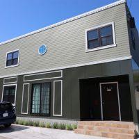 注文住宅 かっこいい工務店 鹿児島 かわいい家 施工例15 鹿児島市 外観 ツートン