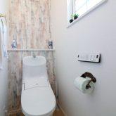 注文住宅 かっこいい工務店 東京 ジェイプラン 施工例 相模原市 セミオーダー アメリカン ナチュラル トイレ