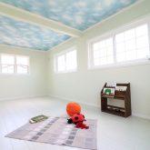 注文住宅 かっこいい工務店 栃木県 宇都宮市 イエプラン建築事務所 ハウスデザイン 施工例18 プロヴァンス 2階 子供部屋