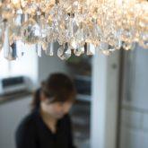 かっこいい工務店 熊本 ブレス ブレスホーム リノベーション ナチュラルモダン サロンのある家 キッチン