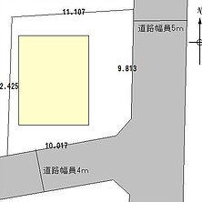 かっこいい工務店 東京都町田市 ジェイプラン 分譲住宅 ラパレット 町田市常盤町 配置図