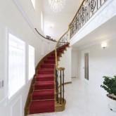 注文住宅 かっこいい工務店 輸入住宅 ジェイプラン 施工例7b サーキュラー階段