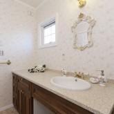 注文住宅 かっこいい工務店 輸入住宅 ジェイプラン 施工例7d バスルーム洗面台