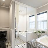 注文住宅 かっこいい工務店 不動産プラザ 施工例7i バスルーム