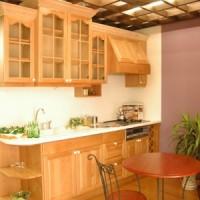 かっこいい工務店 不動産プラザ 北九州ショールーム 造作キッチン