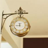 注文住宅 かっこいい工務店 福井建設の家 施工例1e アンティーク時計