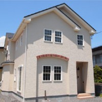 かっこいい工務店 福井建設の家施工例6 オリジナルスタイル