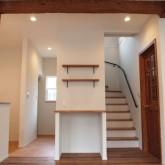 注文住宅 かっこいい工務店 福井建設の家 施工例7c 造作棚
