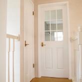 注文住宅 かっこいい工務店 福井建設の家 施工例9i 木製格子ドア