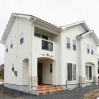 かっこいい工務店 福井建設の家施工例1 南仏スタイル