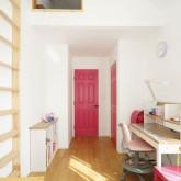 注文住宅 かっこいい工務店 福井建設の家 施工例2m 子供部屋