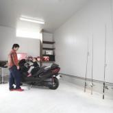 注文住宅 かっこいい工務店 在来工法 ブレス 成功例7 シンプルモダン インナーガレージ