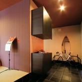 注文住宅 かっこいい工務店 在来工法 ブレス 成功例8 熊本県熊本市北区 シンプルモダン エントランスホール