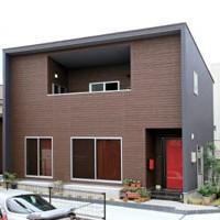 かっこいい工務店 ブレス 成功例8 熊本県熊本市北区 シンプルモダン