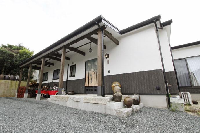 注文住宅 かっこいい工務店 在来工法 ブレス 成功例9 熊本県熊本市北区 ジャパニーズ