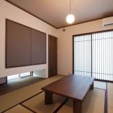 注文住宅 かっこいい工務店 ブレス 施工例5 プロヴァンススタイル 和室