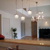 注文住宅 かっこいい工務店 オーダーメイド ミューズ建築工房 施工例1 オープンキッチン