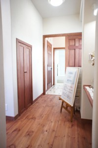 注文住宅のかっこいい工務店 Ie-Plan イエプラン モデルハウス 南仏スタイル 収納スペース