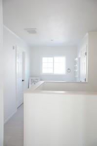 注文住宅 かっこいい工務店 Ie Plan イエプラン モデルハウス 南仏スタイル 2階ホール