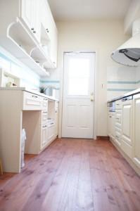注文住宅のかっこいい工務店 Ie-Plan イエプラン モデルハウス 造作キッチン