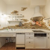 注文住宅 かっこいい工務店 ハウスデザイン Ie Plan イエプラン 施工例1g 造作キッチン